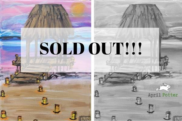 cobourg paint night sold out