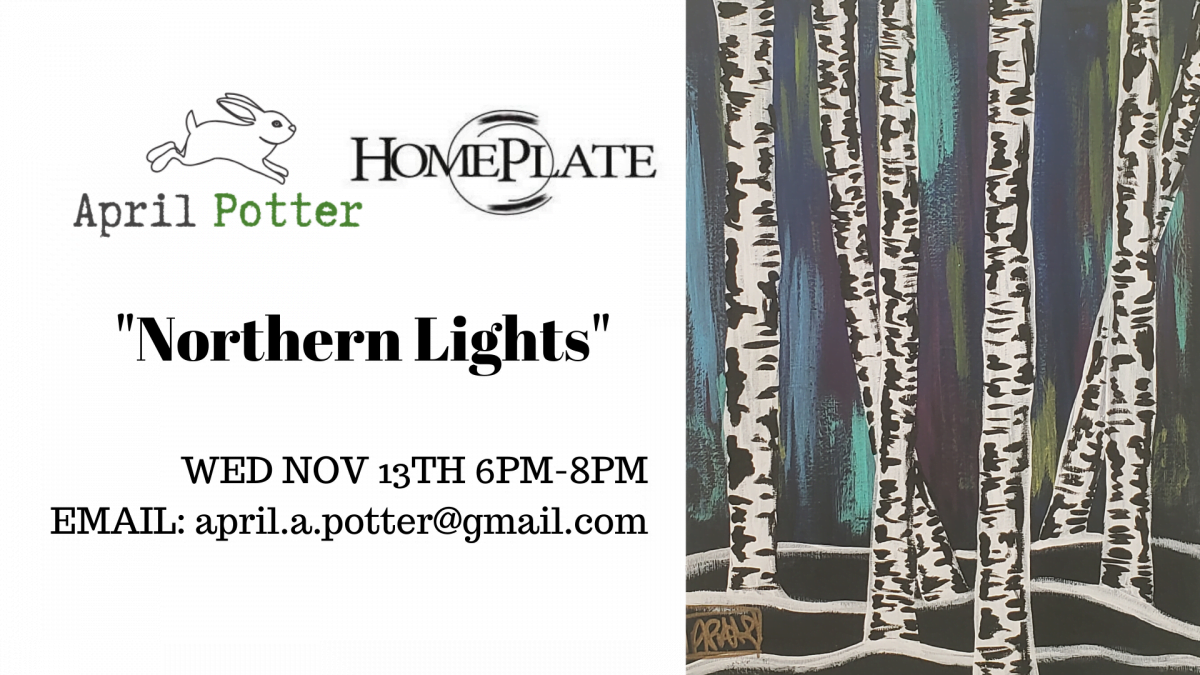 Paint Night Cobourg November 13